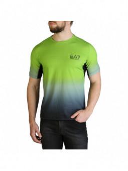 T-shirts EA7 Homme couleur...