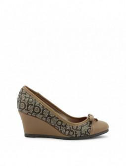 Sandales à plateforme...