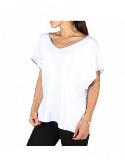 T-shirts EA7 Femme couleur...